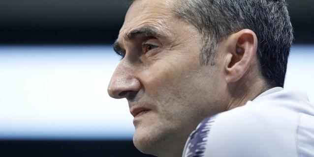 """Valverde: """"Habrá cambios, pero el equipo va a salir motivado"""""""