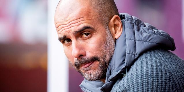 "Guardiola: ""No vamos a fichar a Griezmann"""