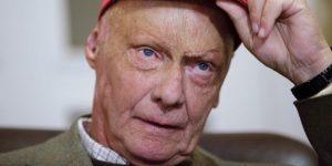 Muere el expiloto de Formula 1 Niki Lauda, a los setenta años