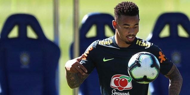 Brasil realiza su primer entrenamiento parcialmente secreto para la Copa América