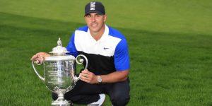 GOLF: Brooks Koepka reina en Bethpage y el golf mundial