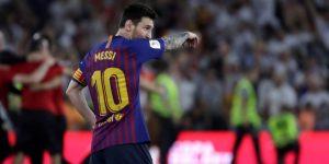 """Ferrer: """"A nadie del Barcelona le falta carácter. Y menos a Messi"""""""