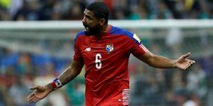 Gabriel 'Gavilán' Goméz, descartado por Panamá para la Copa Oro