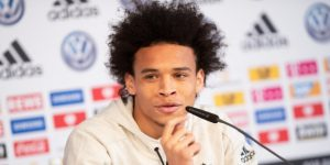 """Leroy Sané en los planes del Bayern, según la revista """"Kicker"""""""