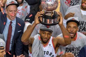 100-94. Los Raptors hacen historia al pasar por primera vez a la final de la NBA