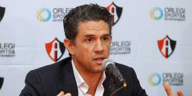 Orlegi oficializa compra del Atlas y ratifica a Cufré como entrenador