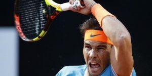 TENIS: Nadal y Djokovic asustan, Federer se salva; caen Thiem, Halep y Garbiñe