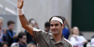 TENIS ROLAND GARROS: Federer se reencuentra con París