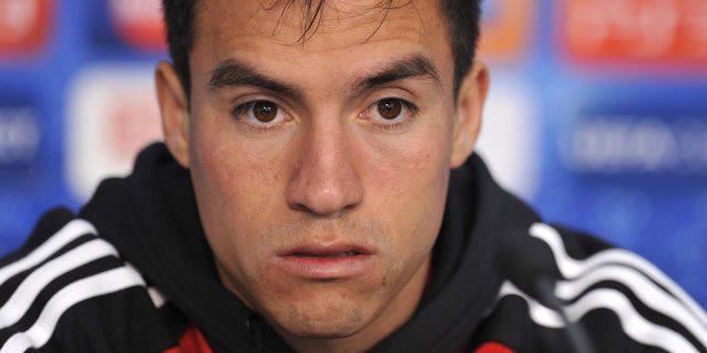 El argentino Nicolás Gaitán, del Fire, elegido Jugador de la Semana en la MLS
