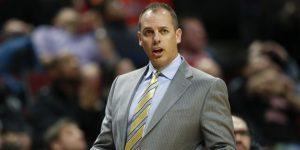 NBA: Los Lakers presentan a su nuevo entrenador Frank Vogel
