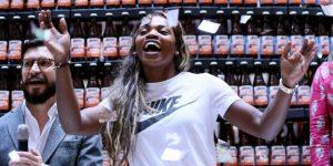 ATLETISMO: La colombiana Caterine Ibargüen no competirá en el sudamericano de atletismo