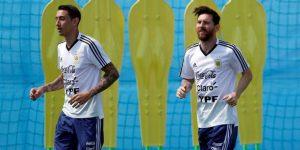 Scaloni convoca a Messi, Di María y Agüero, y deja fuera a Icardi y Mercado