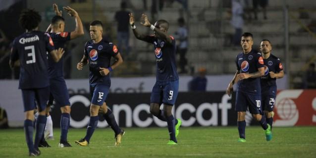2-2. Motagua y Olimpia empatan en el primer partido de la final en Honduras