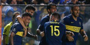 Boca Juniors y Argentinos se clasificaron a la semifinal de la Copa Superliga