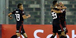 River goleó a Aldosivi y se clasificó a cuartos de la Copa de la Superliga