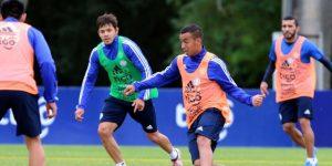 Paraguay comienza la preparación de la Copa América con 20 futbolistas