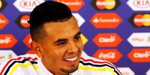 Cardona, principal novedad de la preselección colombiana para la Copa América