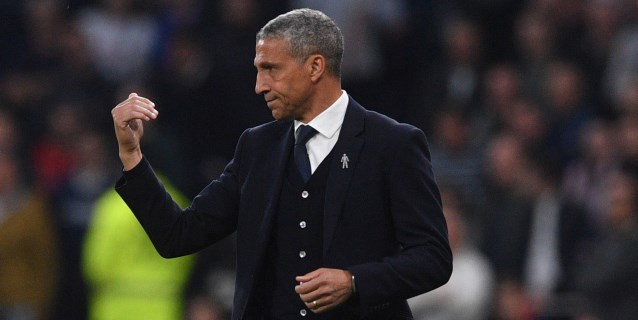 El Brighton despide a Chris Hughton