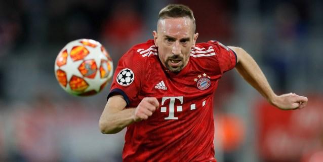 Ribéry abandonará el Bayern esta temporada tras 12 años en el club alemán