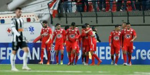 1-0. Unión La Calera sorprende y toma ventaja ante el Atlético Mineiro