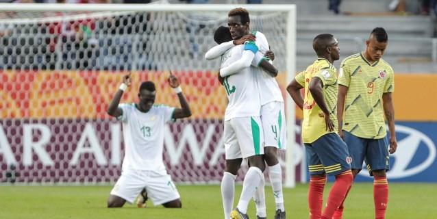 Los penaltis dan a Senegal la victoria y la clasificación ante Colombia