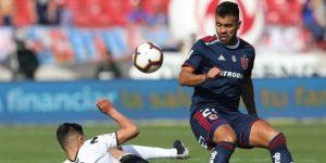 U de Chile sigue en zona de descenso tras empate con Colo Colo en el clásico