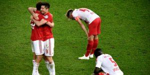 0-3. Lewandowski y Coman le dan el doblete al Bayern