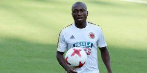 El colombiano Armero es despedido del club brasileño CSA por indisciplina
