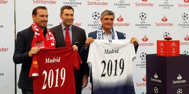 FINAL LIGA DE CAMPEONES: Juande Ramos y Juanmi inician la cuenta atrás para la final