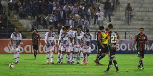 1-2. Palestino asegura su pase a la Copa Sudamericana y hunde al Alianza Lima
