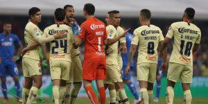 América pierde 1-0 con Cruz Azul, pero se clasifica a las semifinales