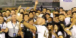 Olimpia se hace con su título 43 al golear 0-6 al Deportivo Santaní