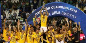 Tigres empata sin goles en casa del León y gana el título del Clausura
