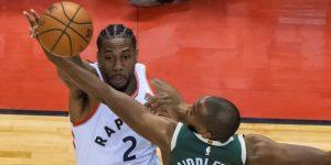 NBA: 120-102: Los Raptors vencen con facilidad a los Bucks sin necesitar a Leonard