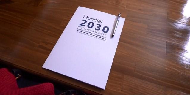 Argentina es el país con más sedes en la candidatura suramericana al Mundial 2030