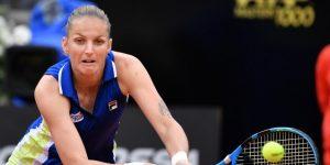 TENIS: Pliskova puede con Sakkari y jugará la final contra Konta