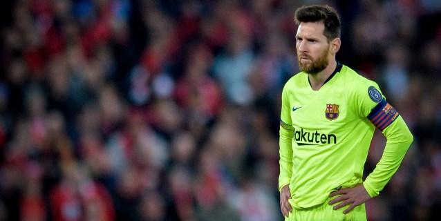 El fútbol español entrega la corona tras cinco años de reinado