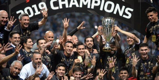 1-1. El argentino Sánchez marca y firma el título del Monterrey en la Concacaf