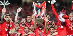 El Benfica, nuevo campeón de Portugal