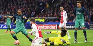 """2-3. Un """"hat-trick"""" de Lucas Moura obra el milagro del Tottenham"""