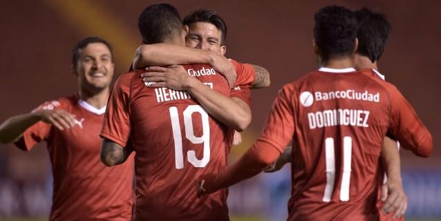 1-2. Independiente impone su jerarquía para avanzar en la Copa Sudamericana