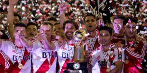 La segunda final entre River Plate y Paranaense se jugará el 30 de mayo
