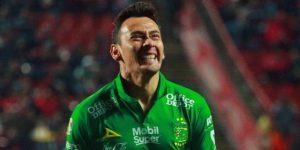 Sambueza asegura que el León tiene fe en vencer a Tigres y ganar el Clausura