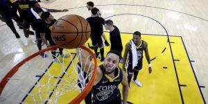 NBA: 114-111. Green e Iguodala dan a los Warriors el triunfo y la ventaja de 2-0