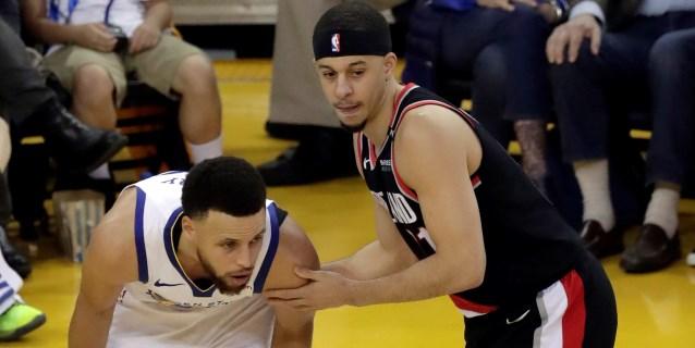 NBA: 116-94. Curry se exhibe ante Trail Blazers y Warriors comienzan arrolladores