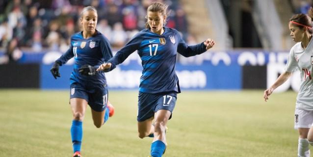 Estados Unidos cierra con goleada su preparación para Mundial de Francia