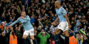 1-0. Kompany da un latigazo a la Premier League