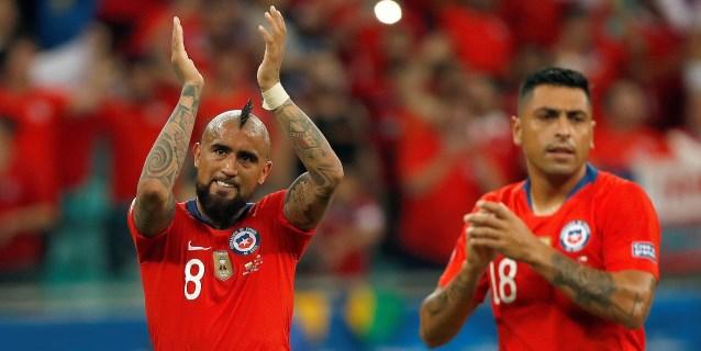 Gonzalo Jara, el 'chico malo' de Chile en la Copa América
