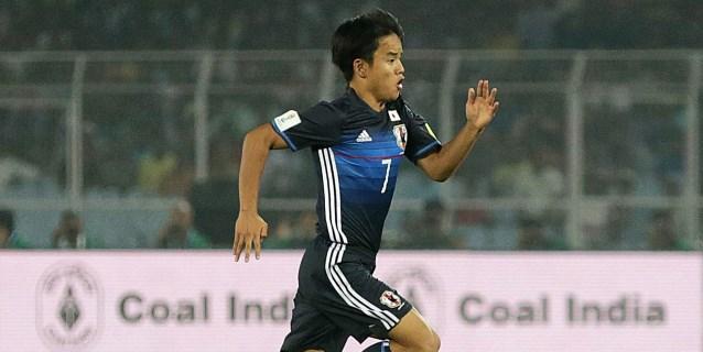 El Real Madrid hace oficial el fichaje del japonés Kubo para el Castilla