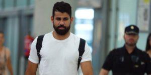 La Fiscalía denuncia a Diego Costa por defraudar un millón de euros a Hacienda